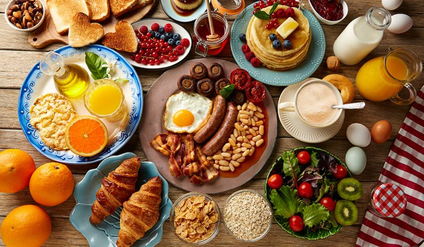 Jenis Makanan Sehat yang Harus Ada dalam Menu Sehari-hari