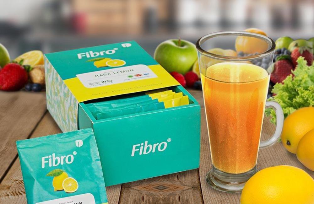 Top Brand Minuman Kaya Serat - Fibro